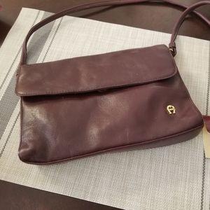 Vintage Etienne Aigner crossbody bag..
